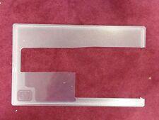 "#392 Horn Cabinet Acrylic Baby Lock ESI Esante Sewing Machine Insert 11-1/4""x19"""