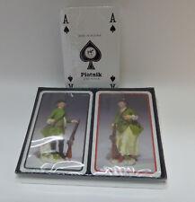 Bridge - Kartenspiel, Motiv: Jäger