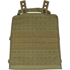 Car Seat Back Organizer Tactical Vehicle Panel Molle Loop Olive Drab Fox 54-330