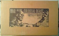 War of The Colossal Beast BILLIKEN Vinyl Figure Kit