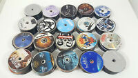 Lot of 100 Movies DVD - Loose DVDs - Discs Only - Assorted - Sci Fi Drama Etc
