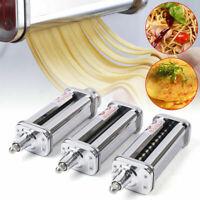 For KitchenAid Pasta Roller Cutter Maker Stand Mixer Attachment