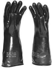 Butyl Rubber Gloves (Chemical Resistant) 12 Per Box (Medium)