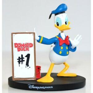 Disneyland Paris Donald Duck #1 figure  N:2671