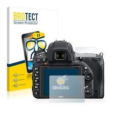 2x Brotect Film de protection D&#039 Écran pour Nikon D750