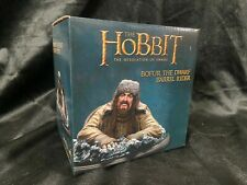 Weta Lord Of The Ring The Hobbit Bofur The Dwarf Barrel Rider Statue Figure Bust