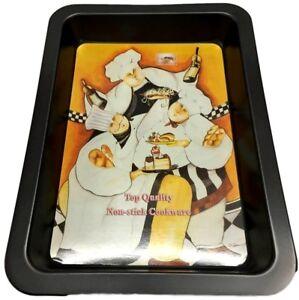 Non Stick Baking Tray Deep Biscuit Cake Baking Oven Roasting Tin Tray Roast Pan
