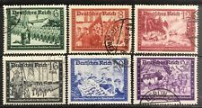 Germany Third Reich 1941 Companionship Block of the German Empire Post Used