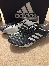 adidas Men's Adizero Ambition 4 Running Shoe, Core Black, Ftwr White, Size 12