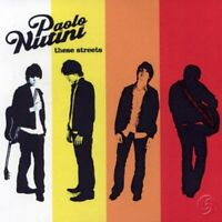 Paolo Nutini - These Streets [CD]