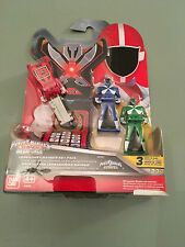 Power Rangers megaforce key set for legendary morpher - lightspeed rescue set