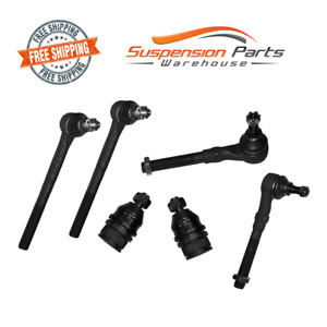 Replacement Steering Linkages Tie Rod Lower Ball Joint For 4WD Ford Expedition