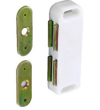 Securit Individual Cierre Magnético BLANCO para armario & puertas