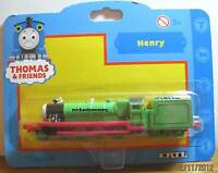 THOMAS THE TANK & FRIENDS - DIECAST HENRY 2002 **RARE/RETIRED**NEW IN PKG**