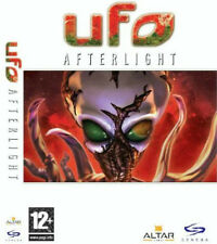 UFO AFTERLIGHT AFTER LIGHT for PC DVD-ROM SEALED NEW