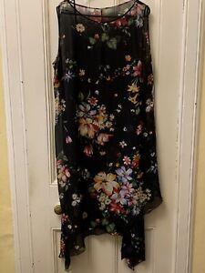 Marina Rinaldi 27 Black Dress
