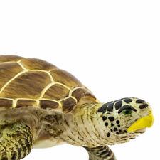 SAFARI LTD LOGGERHEAD TURTLE #220229 WILD SAFARI SEA LIFE COLLECTION BRAND NEW