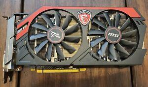 GeForce GTX 770 2GB 256-Bit GDDR5 PCI Express 3.0 Msi twin frozr