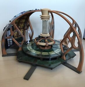 """Doctor Who 10th Tenth Doctor's Tardis Console Playset Toy 5"""" Scale NOT WORKING"""