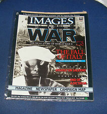 IMAGES OF WAR 1939-1945 NO.23 - THE FALL OF ITALY JULY TO OCTOBER 1943