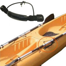Kayak Canoe Fishing Boat Side Mount Carry Grab Handle & Bungee Cord Accessories