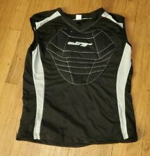 Jt Paintball Padded Chest Protector One Size Fits Most Undershirt Tank Top Black