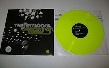 LP THE NATIONAL ALLIGATOR  VINYL GREEN