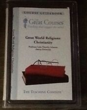 Teaching Company Great World Religions Christianity