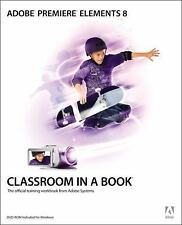 Adobe Premiere Elements 8 Classroom in a Book-ExLibrary