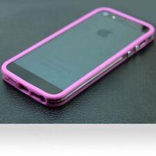 Étuis, housses et coques Bumper roses iPhone 5 pour téléphone mobile et assistant personnel (PDA) Apple