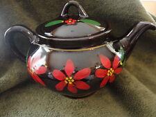 Royal Canadian Art Potteries Tea Pot Hamilton Canada Vintage