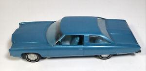 Vintage 1974 Chevrolet Caprice 454 Promo Model Car