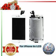 DISPLAY PER IPHONE 6S BIANCO ASSEMBLATO COMPLETO SCHERMO LCD ORIGINALE CENTURY