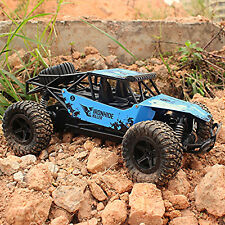 1/16 Remote Control Car High Speed RC Monster Truck Rock Off-Road Hobby Buggy