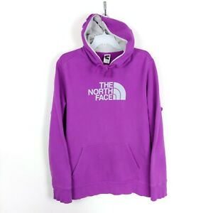 The North Face Women's Purple Hoodie Size XXL 2XL
