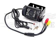 "1/4"" Cmos 12V - 24V 18 Led High Definition Rear View Ir Camera"