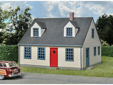 Walthers Cornerstone HO Scale Building/Structure Kit Wood Cape Cod House