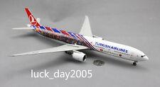 JC WINDS Turkish Airlines Boeing 777-3F2/ER FC Barcelona 1:200 Diecast Model