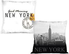 ♥1X NEW YORK KISSENBEZUG /KISSENHÜLLE/DEKOKISSENBEZUG 40X40cm ♥NEU♥