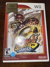 Nintendo Wii - Mario Strikers Charged - Nintendo Selects - Complete and Tested