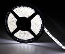5m 24v LED Stripe smd5050 6500k kaltweiss WHITE ip65 300 LED Strisce Nastro 14,4w