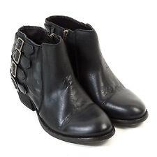 H by Hudson Zip Block Boots for Women