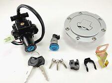 New Honda CBR1000RR CBR600RR CBR250 VFR800 Ignition Switch Gas Cap Seat Lock Set