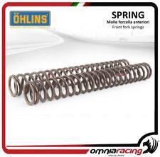 Ohlins set avant ressorts fourche poids 105kg Ducati 1198 (fork showa) 2009>2011