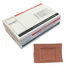 Scatola da 50 Steroplast Premium Elastico Tessuto Sterile Extra Large Intonaci 7.5x5cm