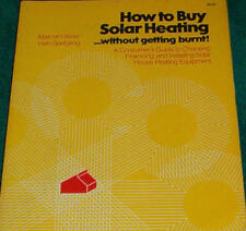 How to buy solar heating ... without getting burnt
