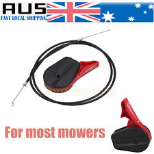 Universal Throttle Control & 1350mm Cable for Mowers Briggs Stratton Victa Rover