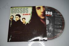 Gossos ‎– La Calle 24. CD-Single Promo (ESP)