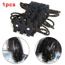 Car Tire Chain TPU Anti-skid Winter Snow Ice Mud SUV Truck Wheel Emergency Strap