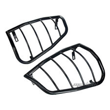 Brand New Fits 05 10 Jeep Grand Cherokee Tail Light Guards Black